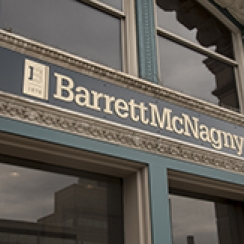 "Barrett McNagny LLP Listed in 2016 ""Best Law Firms"" Rankings"