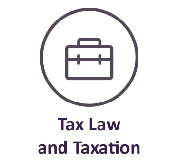 Tax Law and Taxation