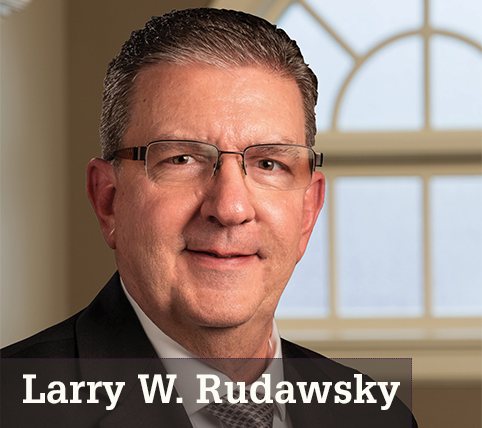 Larry Rudawsky Image with Name