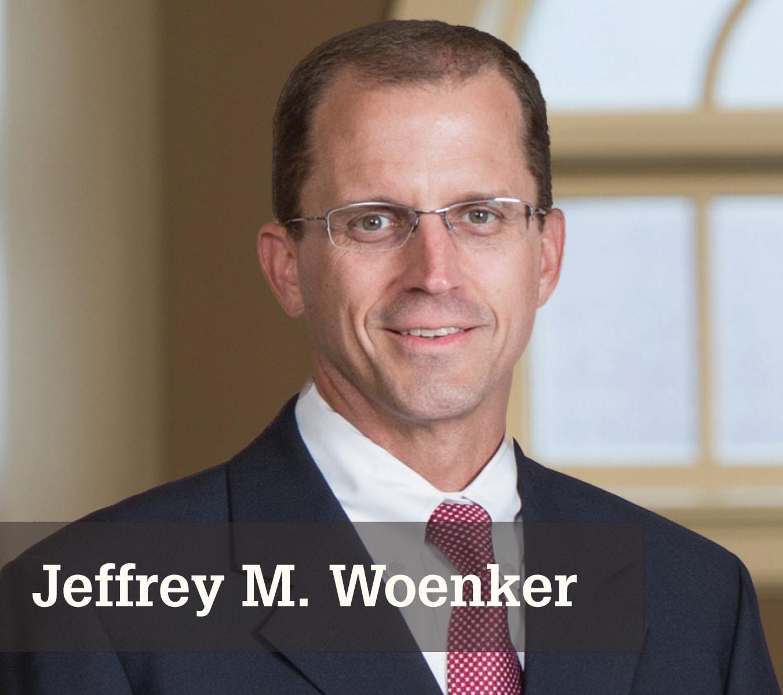Jeffrey M. Woenker