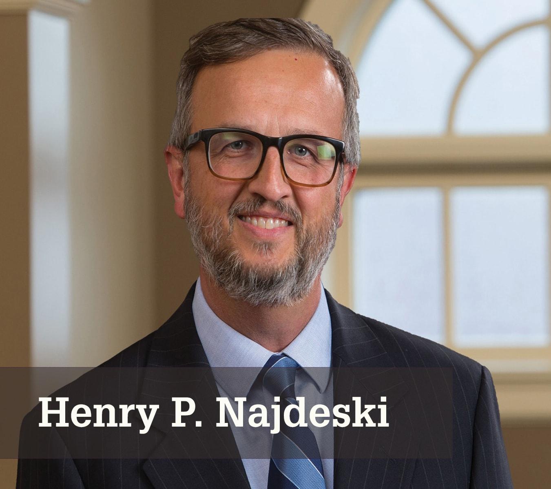 Henry P. Najdeski