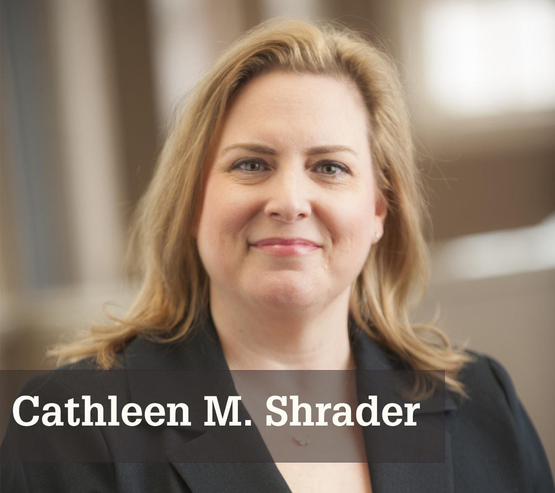 Cathleen M. Shrader