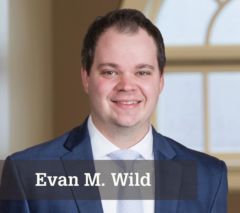 Evan M. Wild